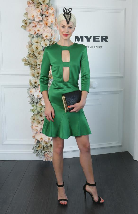 <strong>MELBOURNE CUP:</strong> <BR><BR> Pictured: Kate Peck