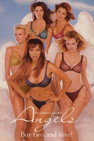 The Evolution of the Victoria's Secret Catalogue