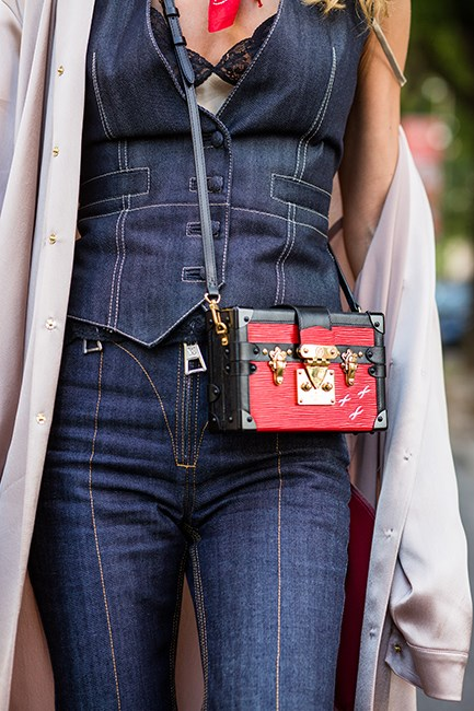 <strong>2. A micro bag with macro personality:</strong>