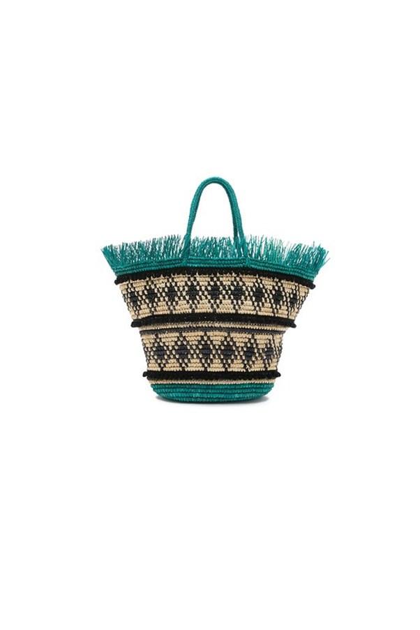 "<strong>5. A tricked-up woven basket:</strong> <br><br> Buy: Sensi Studio tote, $430 at <a href=""https://www.shopbop.com/frayed-oval-base-tote-sensi/vp/v=1/1551400517.htm?folderID=2534374302055237&fm=other-viewall&os=false&colorId=12585"">Shopbop</a>"