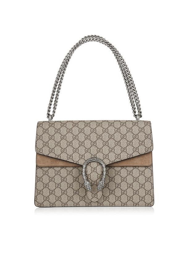 "<strong>8. Something (anything!) in a classic monogram:</strong> <br><br> Buy: Gucci bag, $2,385, at <a href=""http://www.net-a-porter.com/au/en/product/608207"">Net-a-Porter</a>"