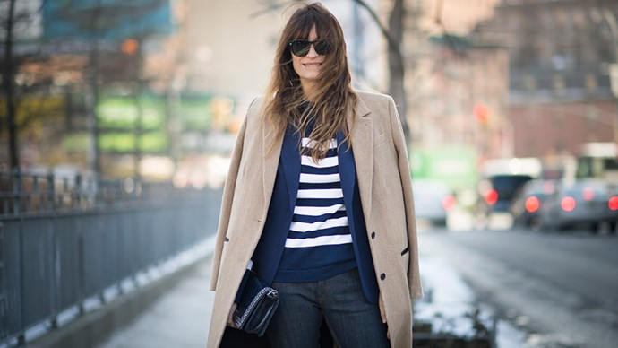 The French Five Piece Capsule Wardrobe