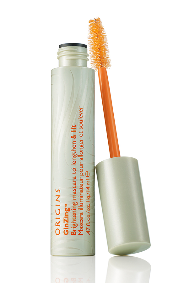 "The advanced bristle technology and plant based formula of this mascara separates lashes without clumping, while Carnauba Palm, the integral ingredient, lifts lashes and ensures the mascara is easily removed. <strong>Origins GinZing Mascara, $28, at <a href=""http://mecca.com.au/"">Mecca</a>.</strong>"