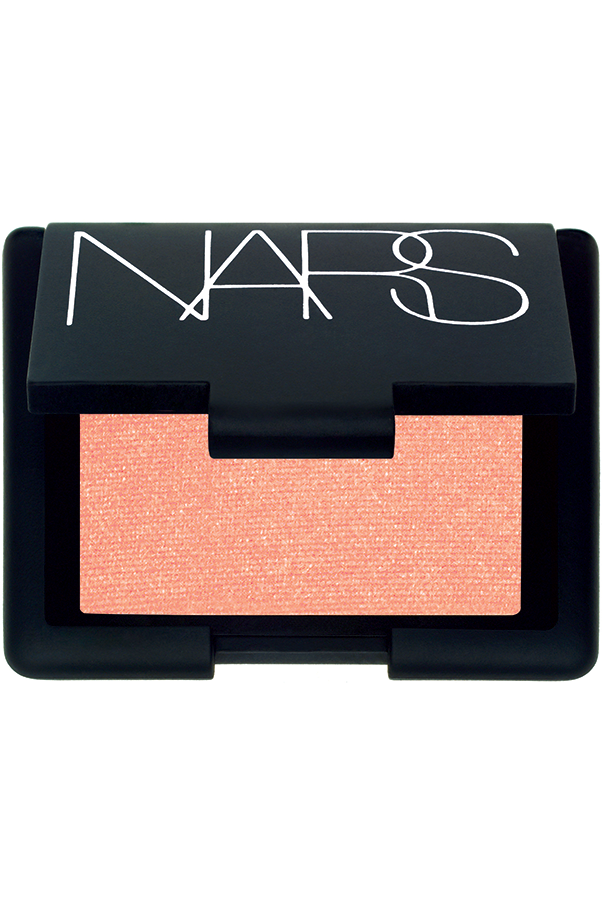 "A favourite of many make-up artists, this cult classic gives cheeks the perfect peachy pink finish complete with a subtle golden shimmer. <strong>Nars Blush in Orgasm, $42, at<a href=""http://mecca.com.au/""> Mecca</a>.</strong>"