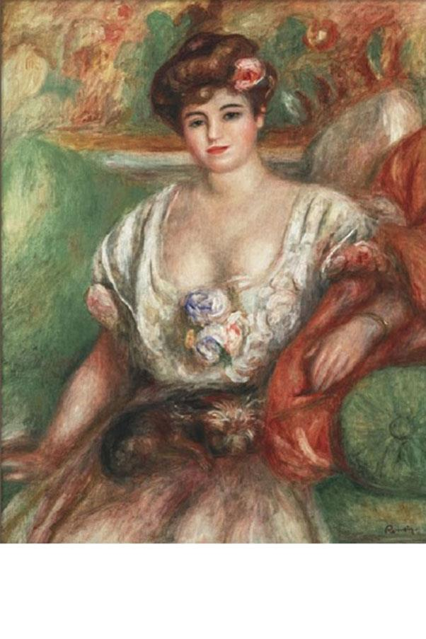 <strong>8. MISIA SERT</strong><BR><BR> <strong>Known For: </strong>An arbiter of Parisian society who was close with Coco Chanel and many famous artists.<BR><BR> <strong>Signature Style: </strong>Gibson girl hair, long lace dresses, large hats piled high with faux flowers.<BR><BR> <strong>Why We Love Her:</strong> She was named as the 'Queen of Paris' by the tabloids and helped support her struggling bohemian friends, including Sergei Diaghilev.