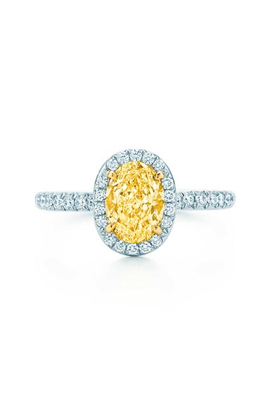 Trending: Coloured Stone Engagement Rings