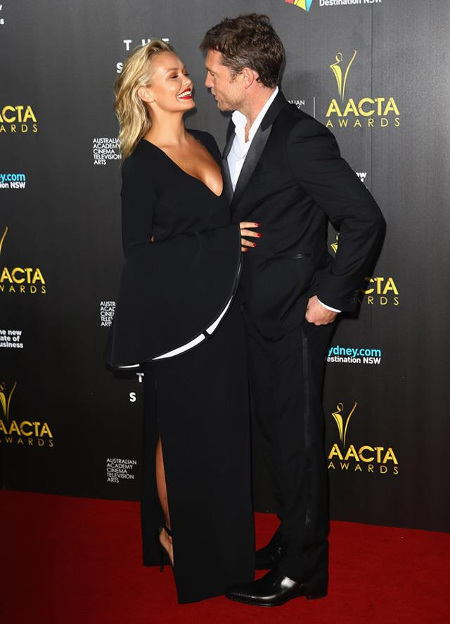 "10. January, 2014: <br><br> ""I love Ellery! Kym made this dress for me to attend the AACTA Awards with Sam. It's still one of my favourite dresses to date."""