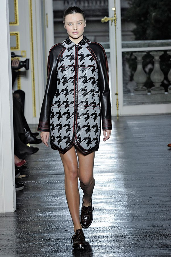 Miranda Kerr, 2010 (when she walked for Balenciaga while five months pregnant #iconic).