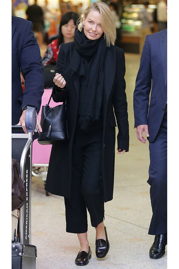 "<a href=""http://www.harpersbazaar.com.au/fashion/fabulous-at-every-age/2015/10/lara-worthington-harpers-bazaar/"">Lara Worthington</a>, 2014."