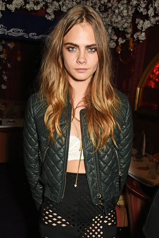 CARA DELEVINGNE opens up about her battle with depression