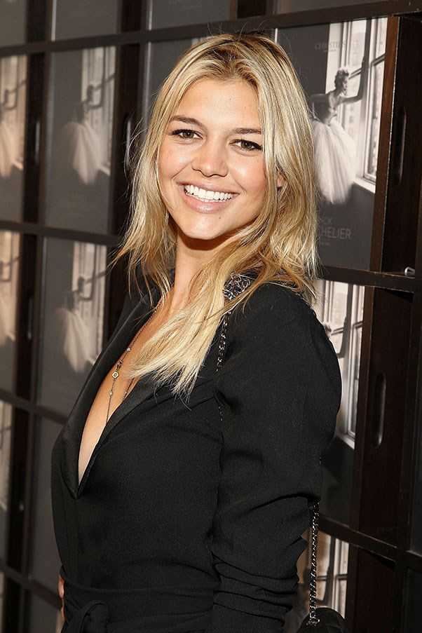 """The five things you need to know about Kelly Rohrbach, <a href=""""http://www.harpersbazaar.com.au/news/celebrity-tracker/2015/10/leonardo-dicaprio-kelly-rohrbach-engaged-rumours/"""">Leonardo Dicaprio's rumoured fiancé</a>."""