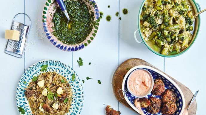 Jasmine and Melissa Hemsley's go-to superfoods