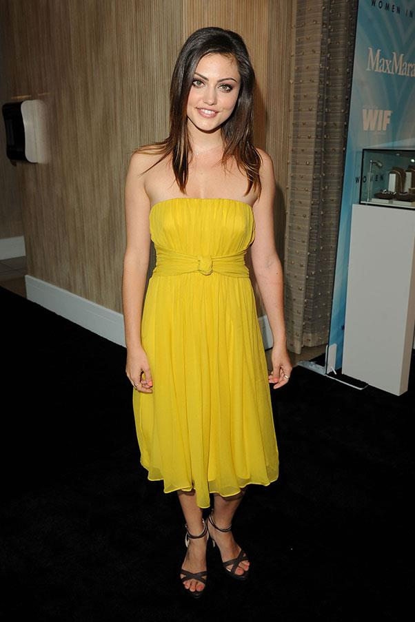 <strong>2011</strong><br><br> At the Women in Film Crystal + Lucy awards