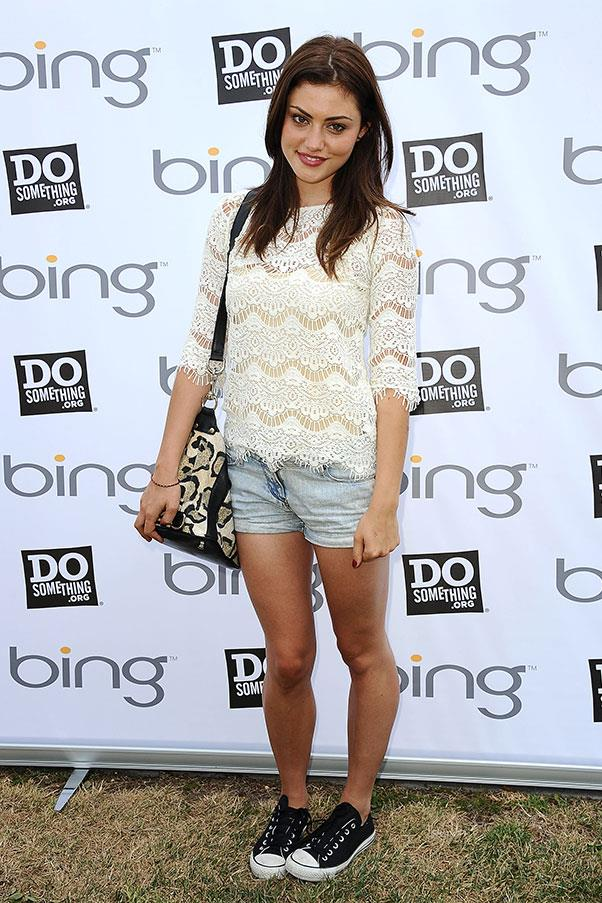 """<strong>2012</strong><br><br> At a """"Summer of Doing"""" event in Los Angeles"""