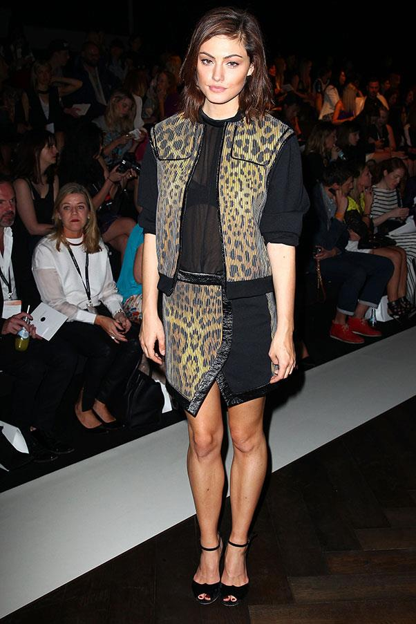 <strong>2013</strong><br><br> At the Camilla and Marc show, MBFWA