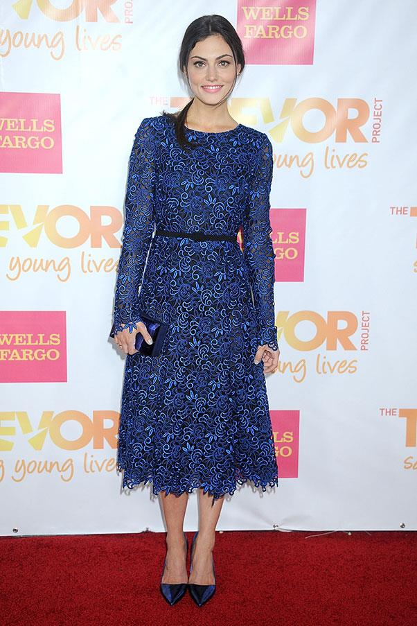 """<strong>2014</strong><br><br> At a """"TrevorLIVE Project"""" event"""