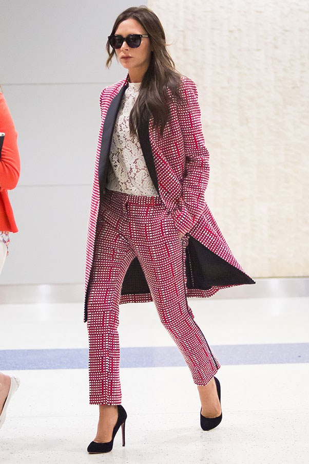 <strong>6. An oversized coat</strong><br><br> Victoria Beckham