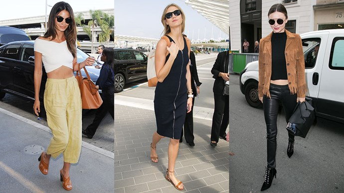 The 10 items every jet-setting woman needs to look stylish in-transit.