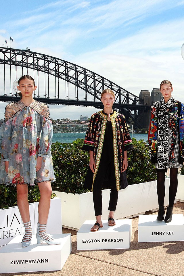 australian fashion laureate awards