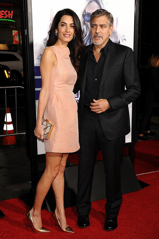 <strong>What: </strong>Roland Mouret<br> <strong>Where: </strong>At the <em>Our Brand Is Crisis</em> premiere in Hollywood<br> <strong>When: </strong>October 26, 2015<br>