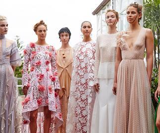 You're Invited: BAZAAR In Bloom's Australian Designer Couture Exhibition