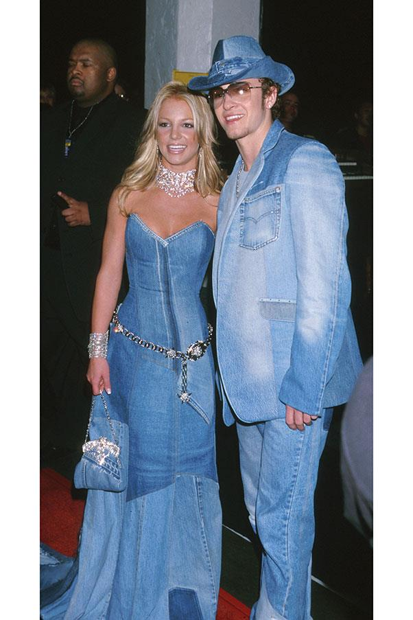 Britney Spears and Justin Timberlake - iconic.