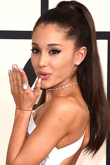 Ariana Grande Teams Up With MAC on New Lipstick