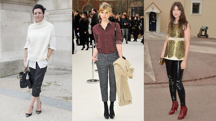 13 stylish French women reveal what it means to have French style.