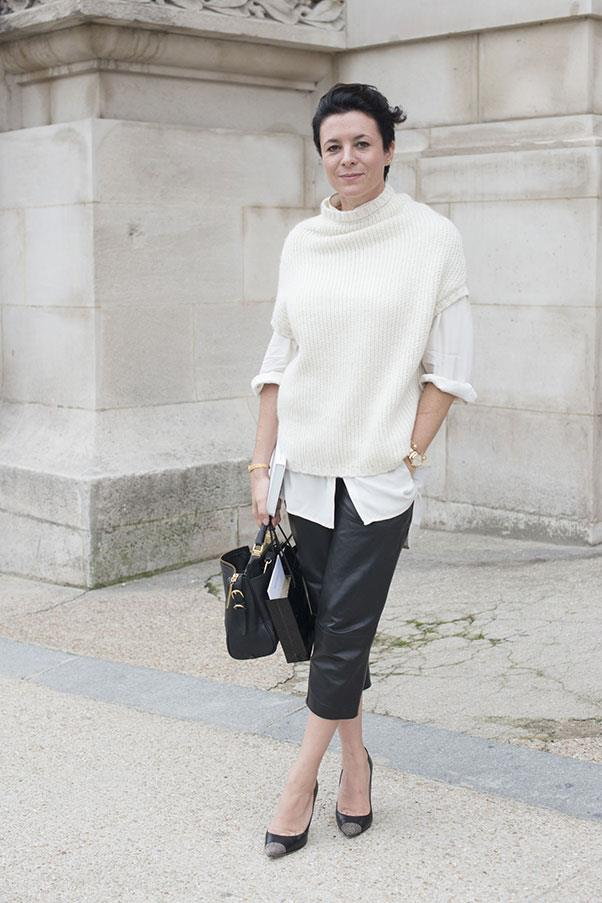 """<strong>GARANCE DORE </strong><br><br> """"[French style] is all about her attitude! If you look at her style she mostly wears jeans, doesn't change much with the seasons, she's the anti 'it girl.' She doesn't look like she's trying."""" - to <a href=""""http://www.theguardian.com/fashion/2015/oct/25/garance-dore-french-chic-elegance-refusal""""><em>The Guardian</em></a>"""