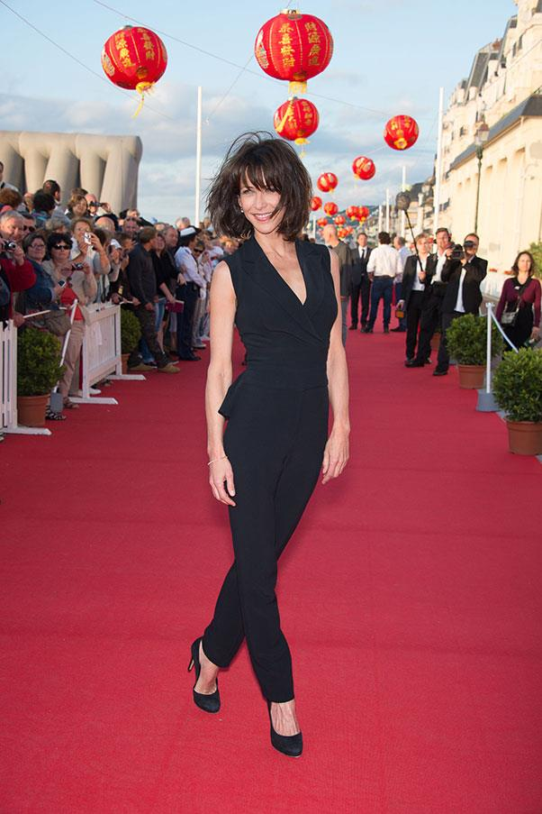 """<strong>SOPHIE MARCEAU</strong><BR><BR> """"The French woman is an elegant woman, she is fashion and sophistication! Her existence is due to extraordinary designers, talented producers and authors in love. These are the artists who made the French woman into a standard of beauty and elegance. There was Dior, obviously, as well as Saint-Laurent. We owe so much to Catherine Deneuve and Brigitte Bardot."""" - to <em><a href=""""http://us.france.fr/en/information/point-spotlight-sophie-marceau-elegance-francaise"""">Atout France</a></em>"""