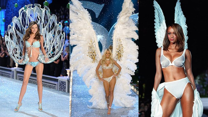 The most iconic Victoria's Secret fashion show moments of all time.