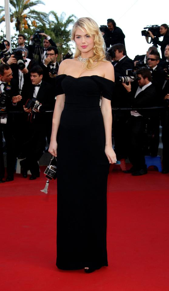 """<strong>May, 2012 </strong> <br><br> Kate arriving to the Cannes Film Festival. <br><br> In her own words: <em>""""I admire women who create their own rules.""""</em>"""