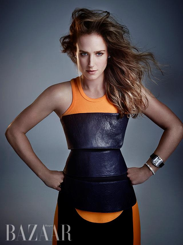 """<strong>Ellyse Perry</strong> <br><br> <strong>Profession:</strong> all-rounder in the Southern Stars cricket team & defender for Sydney FC W-league <br><br> <strong>Age:</strong> 25 <br><br> <strong>Need to know:</strong> Perry is considered to be Australia's best female all-rounder athlete, playing in the World Cups for both cricket and soccer. <br><br> <em>""""I don't view anything I've done as a sacrifice, for me it was an easy decision when I was at school not to go to a party on a Saturday night because I wanted to get up early to go to sports the next day.""""</em> <br><br> <em>""""The first thing everyone does is compare women's sports with men's sports, but it's immediately a downfall for women's sports when you do that, because they are completely different games in a completely different environment.""""</em> <br><br> <strong>Instagram:</strong> <a href=""""https://instagram.com/ellyseperry/?hl=en"""">@ellyseperry</a>"""
