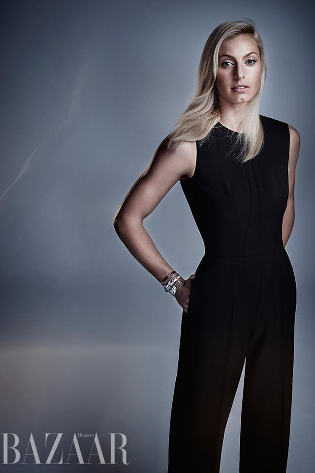 """<strong>Laura Geitz</strong> <br><br> <strong>Profession:</strong> captain of the Australian netball Diamonds team & The Queensland Firebirds <br><br> <strong>Age:</strong> 28 <br><br> <strong>Need to know:</strong> Geitz started playing netball at the age of 13 and is a 2010 Commonwealth Games silver medalist <br><br> <em>""""This year, more than ever, we have seen fantastic examples of sports women stepping up on a national scale, and the great thing about all of these women is that they've been performing for quite a while, and I think the mentality among them is that actions speak louder than words.""""</em> <br><br> <em>""""It's that constant drive of wanting to be the best you can possibly be, and that's what makes me want to turn up to training every day.""""</em> <br><br> <strong>Instagram:</strong> <a href=""""https://instagram.com/lmgeitz/"""">@lmgeitz </a>"""