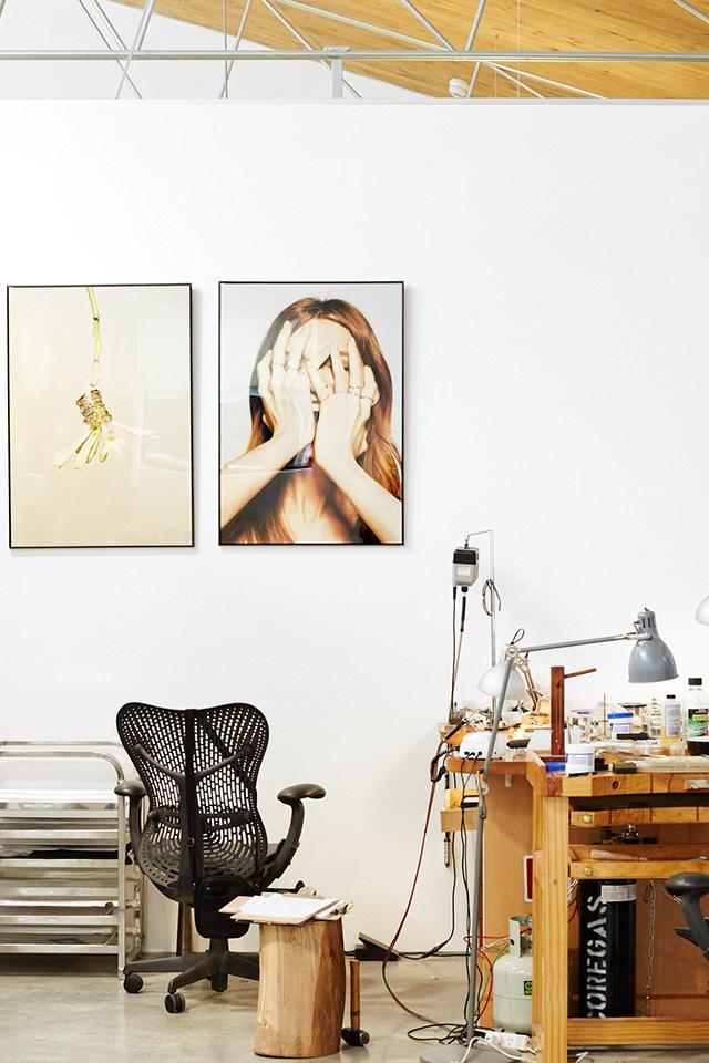 inspiring workspaces sarah and sebastian alexandria