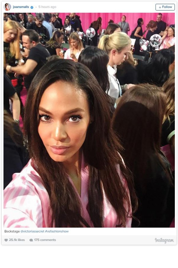 """<strong>JOAN SMALLS</strong><BR><BR> Instagram <a href=""""https://instagram.com/joansmalls/"""">@joansmalls</a>"""