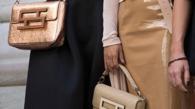 Bazaar Editors Reveal What's In Their Handbags