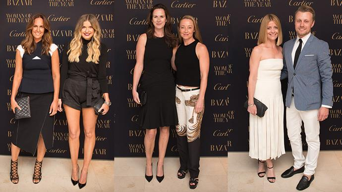 Inside the celebration of <em>Harper's BAZAAR</em>'s annual 'Woman of the Year' issue, presented in association with Cartier.