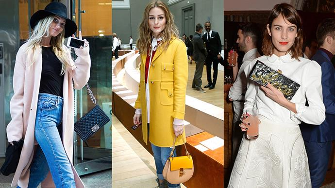 The 8 handbags celebrities are obsessed with (and where you can buy them).