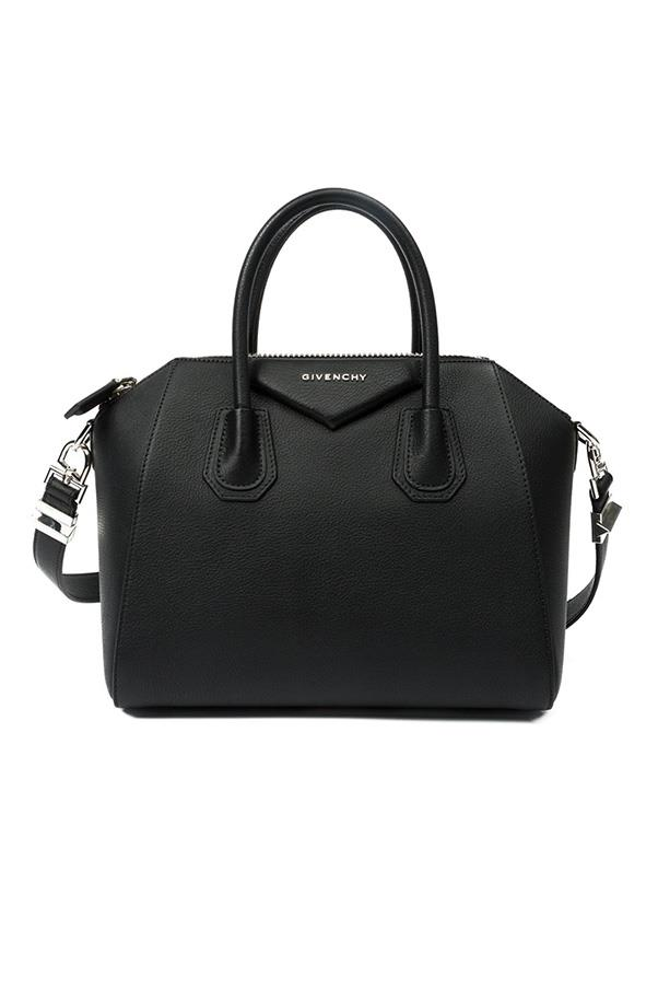 "<strong>4. THE GIVENCHY 'ANTIGONA' BAG</strong><BR><BR> Givenchy small 'Antigona' tote, $2,488, <a href=""http://www.farfetch.com/au/shopping/women/givenchy-small-antigona-tote-item-11219578.aspx?storeid=9910&ffref=lp_pic_6_10_"">Farfetch</a>"