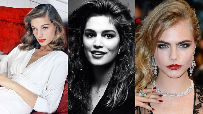 From Audrey to Cara we reflect on the best brows the celebrity world has ever seen.