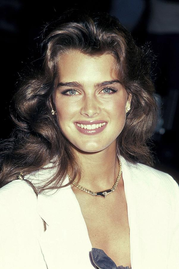 <strong>BROOKE SHIELDS</strong>