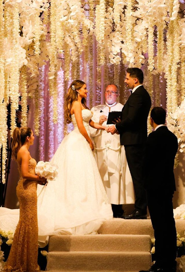 Sofia Vergara's Wedding Day