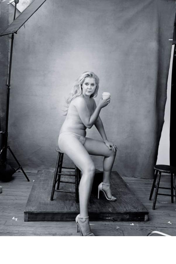 <strong>AMY SCHUMER</strong><BR><BR> Comedian and actress.