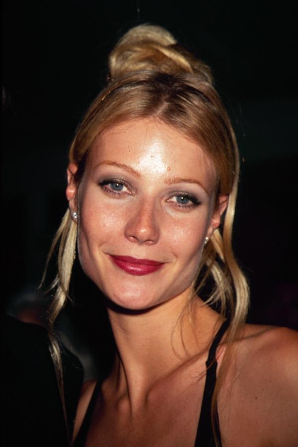 1. THE AVANT-GARDE KNOT<br><br> As seen on Gwyneth Paltrow, Kirsten Dunst, Bjork and Gwen Stefani, the experimental hair knot was a serious '90s staple. There's no physical evidence, but we're guessing it was the starting point for the messy bun - which we can only be grateful for.