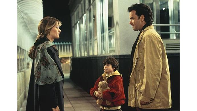 <strong>18. SLEEPLESS IN SEATTLE</strong><br><br> <em>Sleepless in Seattle</em> could be the corniest thing ever, but it just <em>works</em>. Thank Nora Ephron's razor-sharp writing and the not-so-subtle references to <em>An Affair to Remember</em>.