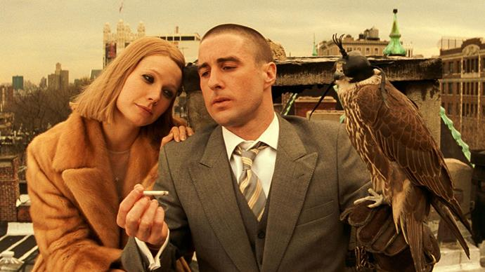 "<strong>33. THE ROYAL TENENBAUMS (2001)</strong><br><br> An adopted brother and sister falling in love just shouldn't be a thing - but Wes Anderson makes it work in this cult comedy. Inadvertent style icon Margot Tenenbaum (Gwyneth Paltrow) tells her adopted brother Richie (Luke Wilson) ""I think we're just gonna to have to be secretly in love with each other and leave it at that, Richie."" AMAZING."