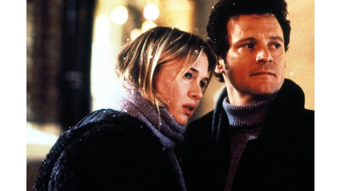 <strong>37. BRIDGET JONES'S DIARY (2001)</strong><br><br> Renée Zellweger was so good as the overweight, bit-of-a-mess (British) Bridget Jones that she actually got nominated for an Oscar. The rom-com is loosely based on Pride and Prejudice with Colin Firth reprising his role as the uptight Mr. Darcy.