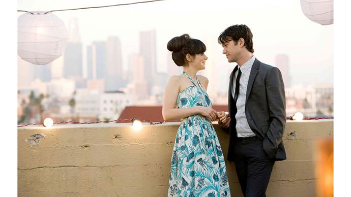 <strong>38. (500) DAYS OF SUMMER (2009)</strong><br><br> Quirky rom-com 500 Days of Summer turned the usual girl-meets-boy trope on its head, with Zooey Deschanel playing the aloof, uninterested girl and Joseph Gordon-Levitt playing the romantic, keen to settle down guy.
