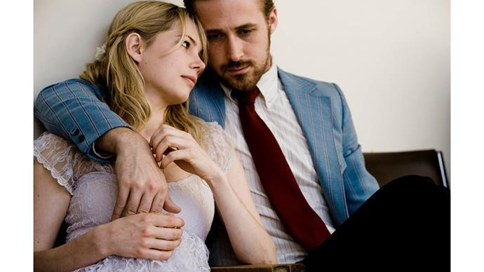<strong>43. BLUE VALENTINE (2010)</strong><br><br> Beautiful and heartbreaking in equal measure, <em>Blue Valentine</em> jumps between two different timelines, showing how a couple - played by Ryan Gosling and Michelle Williams - met as teenagers, and how their marriage is falling apart years later.